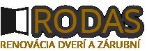 RODAS - renovácia dverí a zárubní